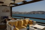 Blu Blu Lounge - Mykonos Cafe suitable for casual attire