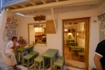 Verde - Mykonos Cafe serving after hour meals