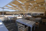 Rayo del Sol - Mykonos Beach Restaurant suitable for beachwear attire