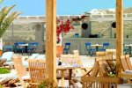 Colonial Pool Restaurant & Bar - family friendly Restaurant in Mykonos