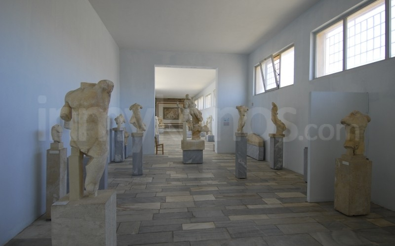 Archaeological Museum of Delos - _MYK4719.JPG - Mykonos, Greece