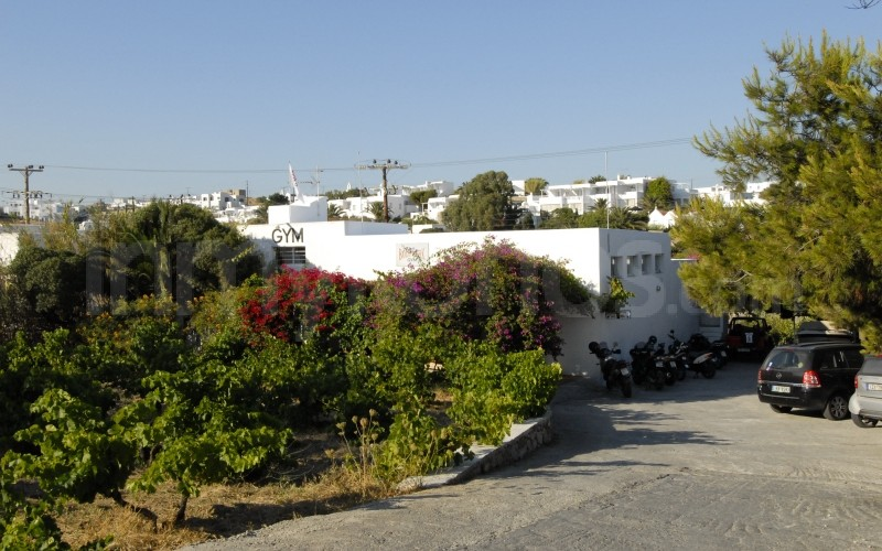 Bodywork Gym - _MYK2201 - Mykonos, Greece
