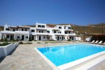 Yakinthos Residence - Mykonos Rooms & Apartments with tv & satellite facilities