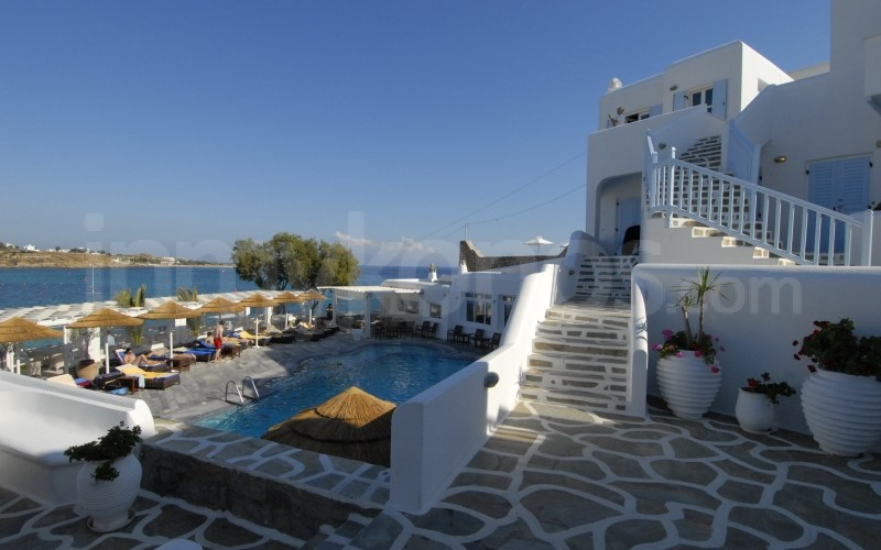 Petinos Beach Hotel - _petinos beach - Mykonos, Greece