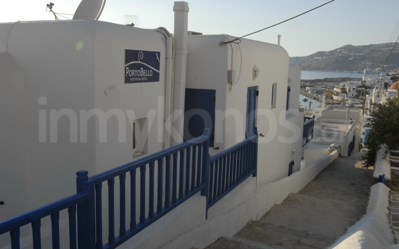 Portobello Boutique Hotel - _MYK2257 - Mykonos, Greece