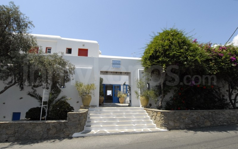 Rochari Hotel - _MYK1691 - Mykonos, Greece