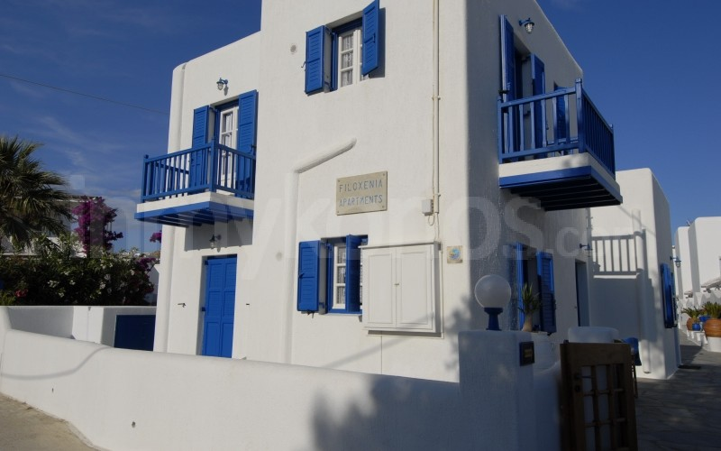 Filoxenia Apartments - _MYK1527 - Mykonos, Greece