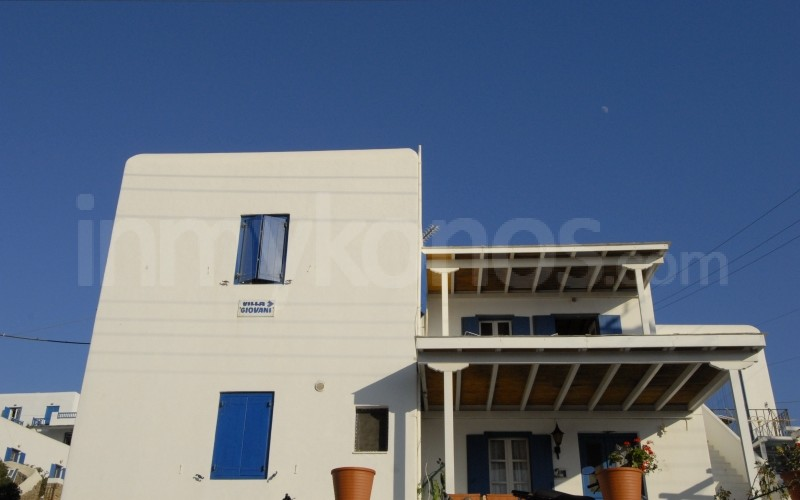 Villa Giovanni - _MYK2225 - Mykonos, Greece