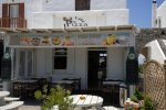 Pizza Latina - Mykonos Fast Food Place with american cuisine