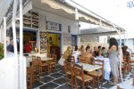Fanis - Mykonos Fast Food Place with american cuisine