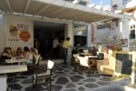 Deli - Mykonos Fast Food Place with greek cuisine
