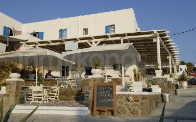 Point Cafe - _MYK0113 - Mykonos, Greece