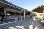 Cafe Paraga - Mykonos Cafe suitable for beachwear attire