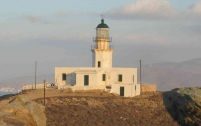 Armenistis Lighthouse - armenistis - Mykonos, Greece