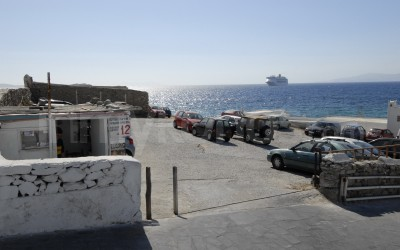 Parking - _MYK0863 - Mykonos, Greece