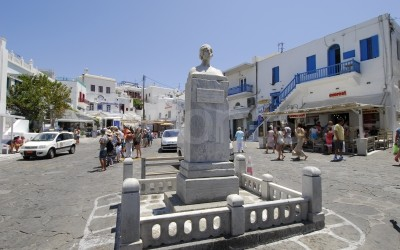 Manto Mavrogenous Sq - _MYK4404.JPG - Mykonos, Greece