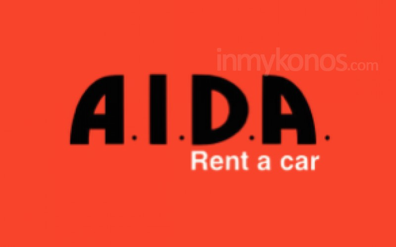 AIDA Car Rental - Mykonos - AIDA.png - Mykonos, Greece