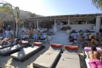 Nammos - Mykonos Beach Restaurant with loud ambiance